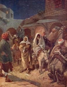 Birth Jesus